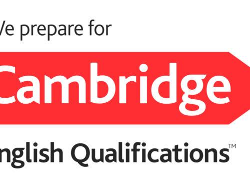 Siamo Centro di Preparazione Cambridge